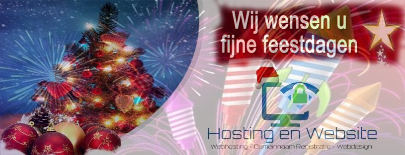 Wij wensen u fijne feestdagen