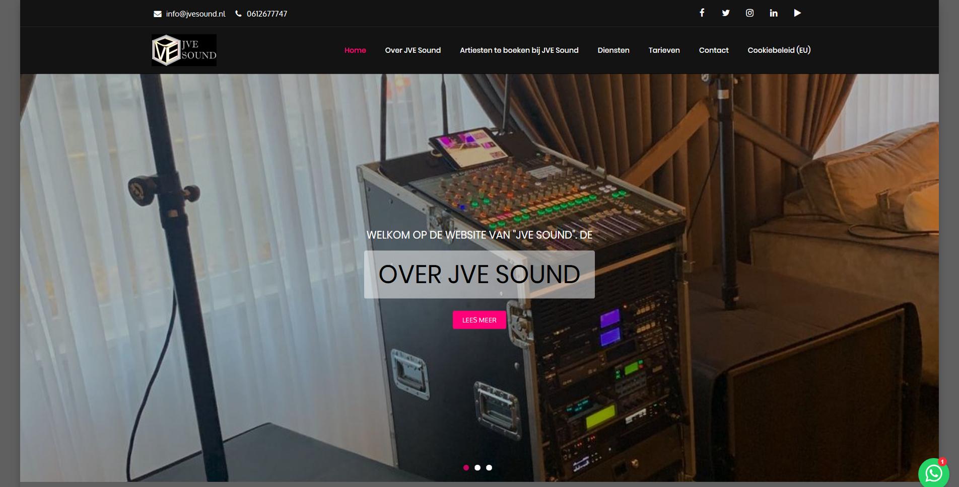 JVE Sound