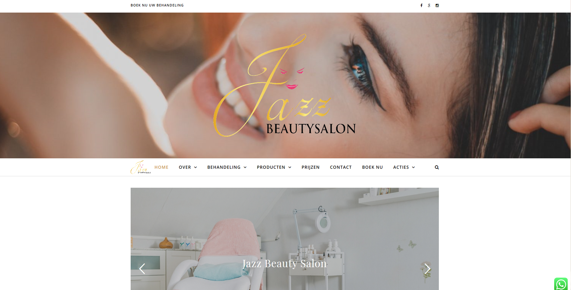 Jazz Beauty Salon
